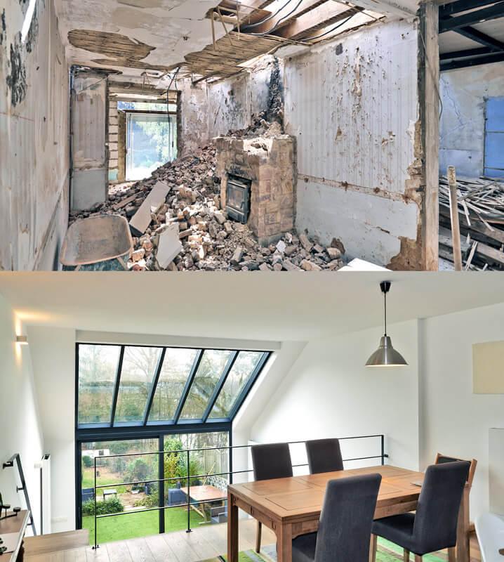 House refurbishment team in Surrey